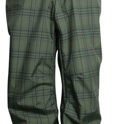 House Cheeno Snowboard Pants Plaid - Men's