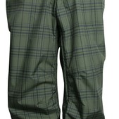 House Cheeno Snowboard Pants Plaid - Men's
