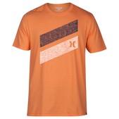 Hurley Icon Slash Push Through Mens T-Shirt