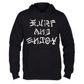 Hurley Surf And Enjoy Pullover Hoodie