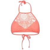 Hurley Webbed Crop Bathing Suit Top