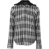 Hurley Wilson Hooded Shirt - Long-Sleeve - Women's