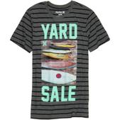 Hurley Yard Sale Stripe Premium Shirt - Short-Sleeve - Men's