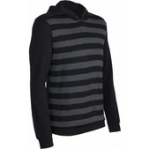 Icebreaker - Escape LS Hood Stripe Mens