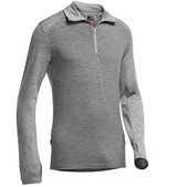 ICEBREAKER Men's Tech Stripe Midweight 1/2 Zip