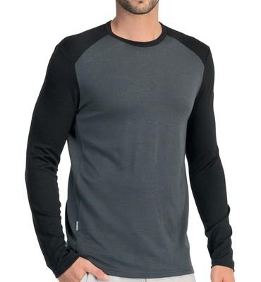 Icebreaker Tech Shirt - UPF 30+, Merino Wool, Midweight, Long Sleeve (For Men)