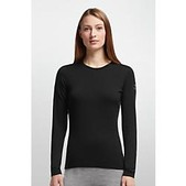 Icebreaker Womens Oasis Long Sleeve Crewe - New