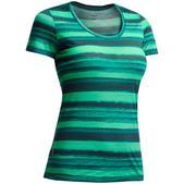 Icebreaker Women?s Tech Lite Watercolor Short-sleeve Shirt