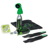 Innovations Inflation Wallet Tube Repair Kit with Microflate Nano