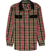Insight Here & Over Flannel Shirt - Long-Sleeve - Men's