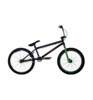 "Intense Clutch BMX Bike Brown/Green 20"""