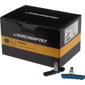 Jagwire Mountain Sport Brake Pads, Box of 25 Pair Blue