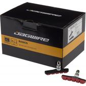 Jagwire Mountain Sport Brake Pads, Box of 25 Pair Red