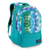 Jansport Air Cure Day Pack - Blinded Blue Hippy