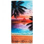 Jgr Copa, Llc Pierside Sunset Towel