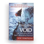 JOE SIMPSON Touching the Void