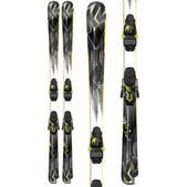 K2 Amp 80 XTI Skis w/ Marker MXC 12 TC Bindings