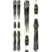 K2 Amp 80 XTI Skis w/ Marker MXC 12 TC Bindings