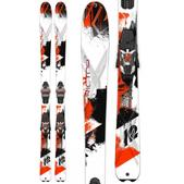 K2 Amp Rictor 90 XTI Mens Skis w/ Marker XC 14 Bindings
