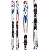 K2 AMP Sabre Skis w/ Marker M2 10.0 Bindings