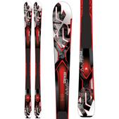 K2 AMP Stryker Skis