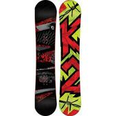 K2 Brigade Wide Snowboard 163
