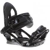 K2 Charm Snowboard Bindings Black