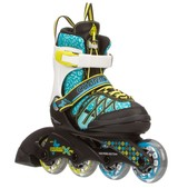K2 Charm X Pro Adjustable Girls Inline Skates