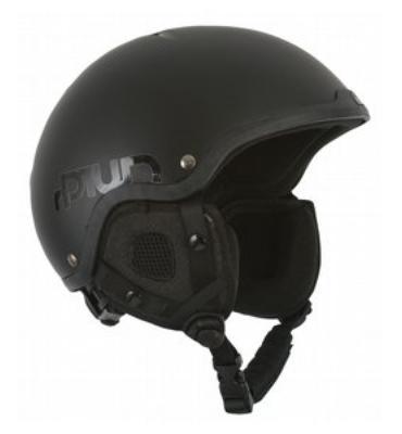 K2 Clutch Snowboard Helmet Black