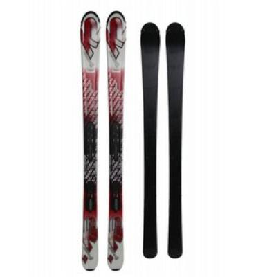 K2 Comanche Jr Skis w/ Marker Fastrak2 7.0 Bindings