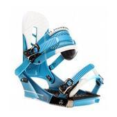 K2 Company Snowboard Bindings Blue