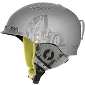 K2 Diversion Ski Helmet Grey - Men's