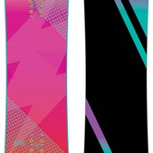 K2 GB Pop Snowboard 154 - Women's