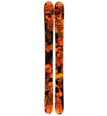 K2 Hell Bent Skis