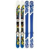 K2 Juvy Skis w/ Fastrack2 7.0 Bindings