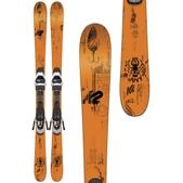 K2 Juvy Skis w/ Marker Fastrak2 7 Bindings