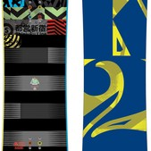 K2 Lifelike Wide Snowboard 154 - Men's