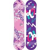 K2 Lil Kandi Girl's Snowboard 110