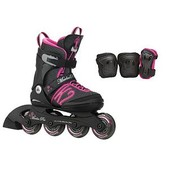 K2 Marlee Pro Pack Adjustable Girls Inline Skates 2015