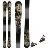 K2 Potion 80X Skis w/ Marker 10.0 TP Bindings