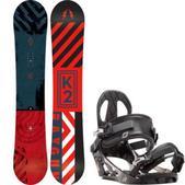 K2 Raygun Snowboard w/ K2 Sonic Bindings