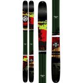 K2 Shreditor 102 Skis