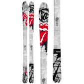 K2 Sideshow RS1 50th Anniversary Rolling Stones Skis