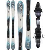 K2 Super Rx Skis w/ Marker Fastrak3 10.0 Bindings