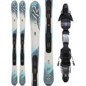 K2 Super Rx Skis w/ Marker Fastrak3 10.0 Bindings