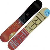 K2 Turbo Dream Wide Snowboard 164