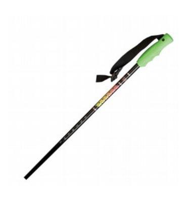 K2 V8 Ski Pole Black