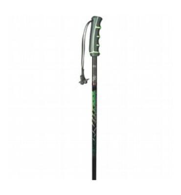 K2 V8 Ski Poles Black