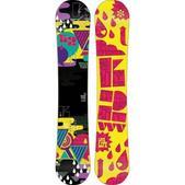 K2 Vavavoom Rocker Snowboard 139 Pink