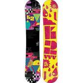 K2 Vavavoom Rocker Snowboard 139 Yellow